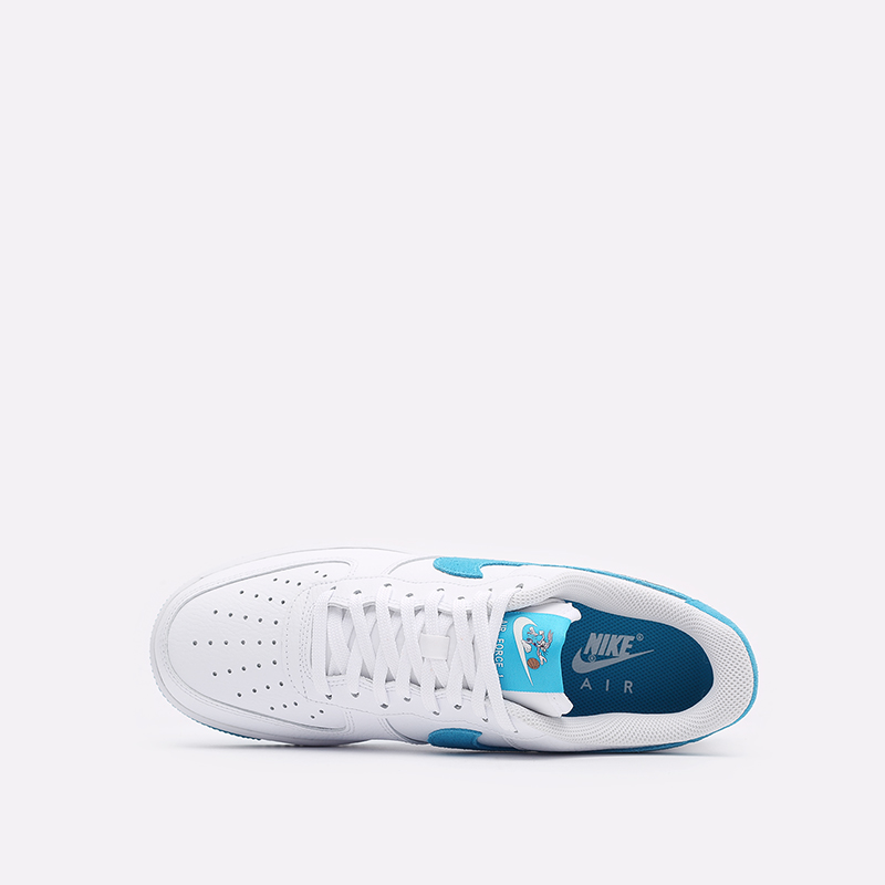 мужские белые кроссовки Nike Air Force 1 '07 DJ7998-100 - цена, описание, фото 6