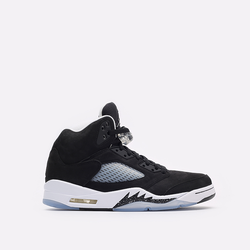 мужские черные кроссовки Jordan 5 Retro CT4838-011 - цена, описание, фото 1