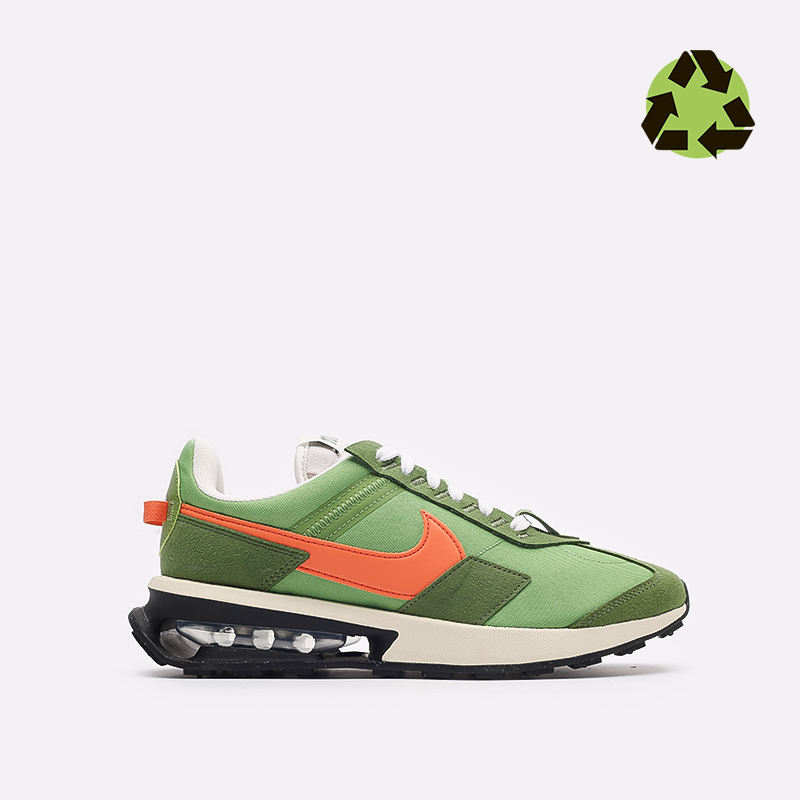 зеленые кроссовки Nike Air Max Pre-Day LX DC5330-300 - цена, описание, фото 1