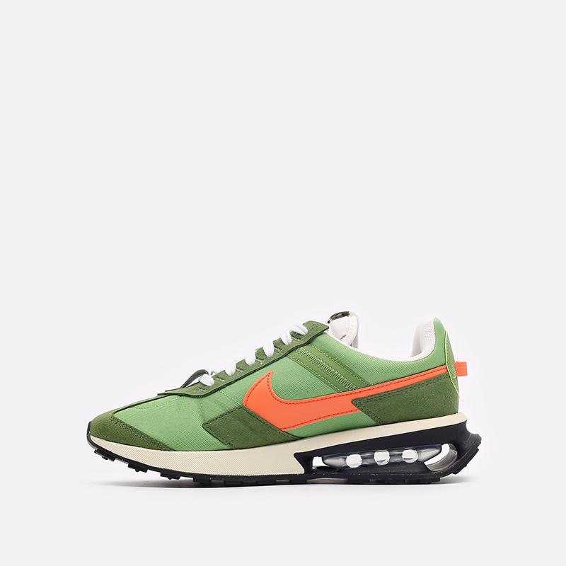 зеленые кроссовки Nike Air Max Pre-Day LX DC5330-300 - цена, описание, фото 2