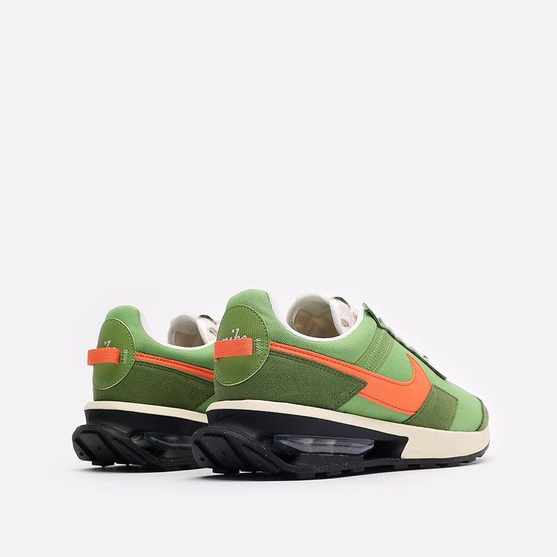 зеленые кроссовки Nike Air Max Pre-Day LX DC5330-300 - цена, описание, фото 3