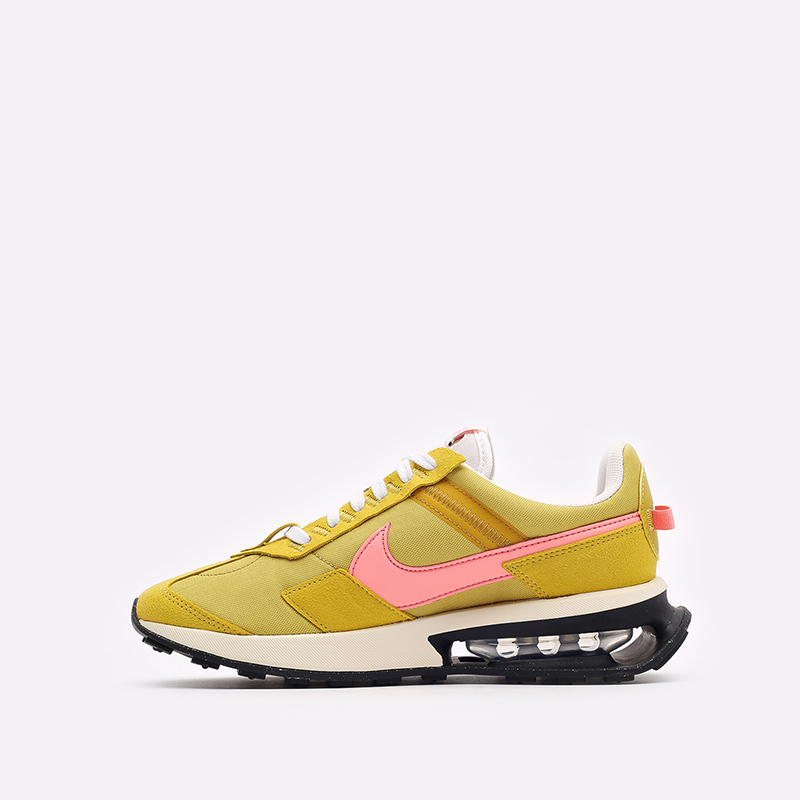 женские желтые кроссовки Nike WMNS Air Max Pre-Day LX DH5676-300 - цена, описание, фото 2