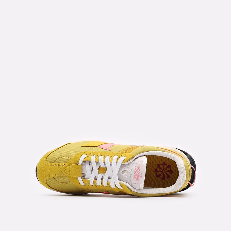 женские желтые кроссовки Nike WMNS Air Max Pre-Day LX DH5676-300 - цена, описание, фото 6