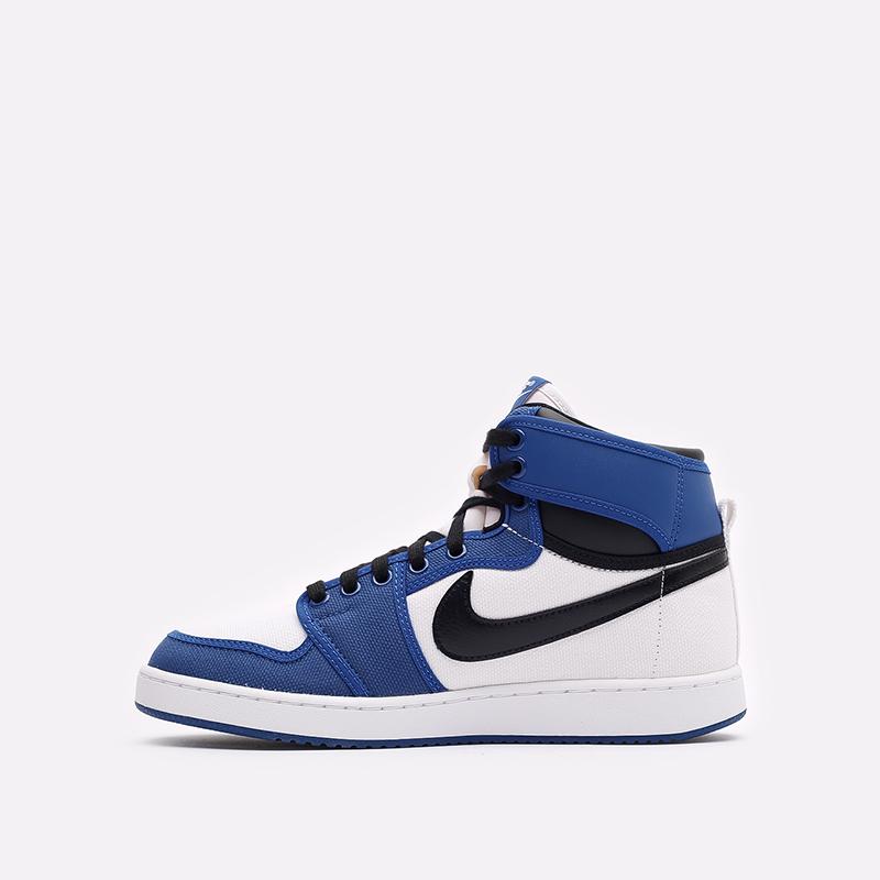 мужские синие кроссовки Jordan AJKO 1 DO5047-401 - цена, описание, фото 2