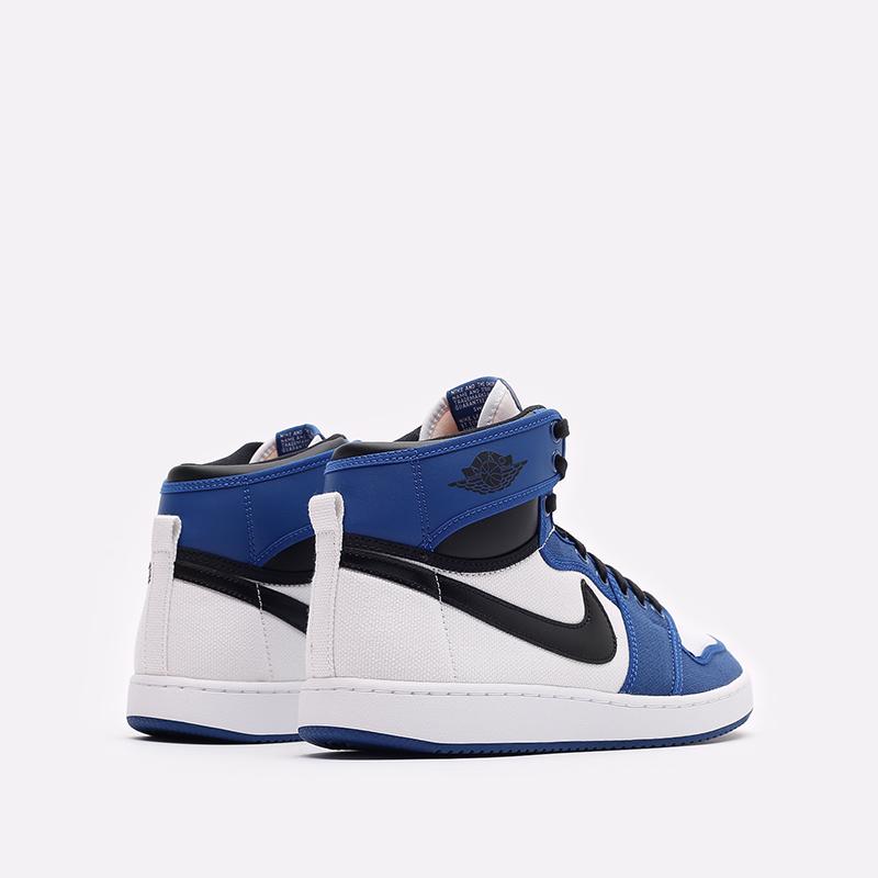 мужские синие кроссовки Jordan AJKO 1 DO5047-401 - цена, описание, фото 3