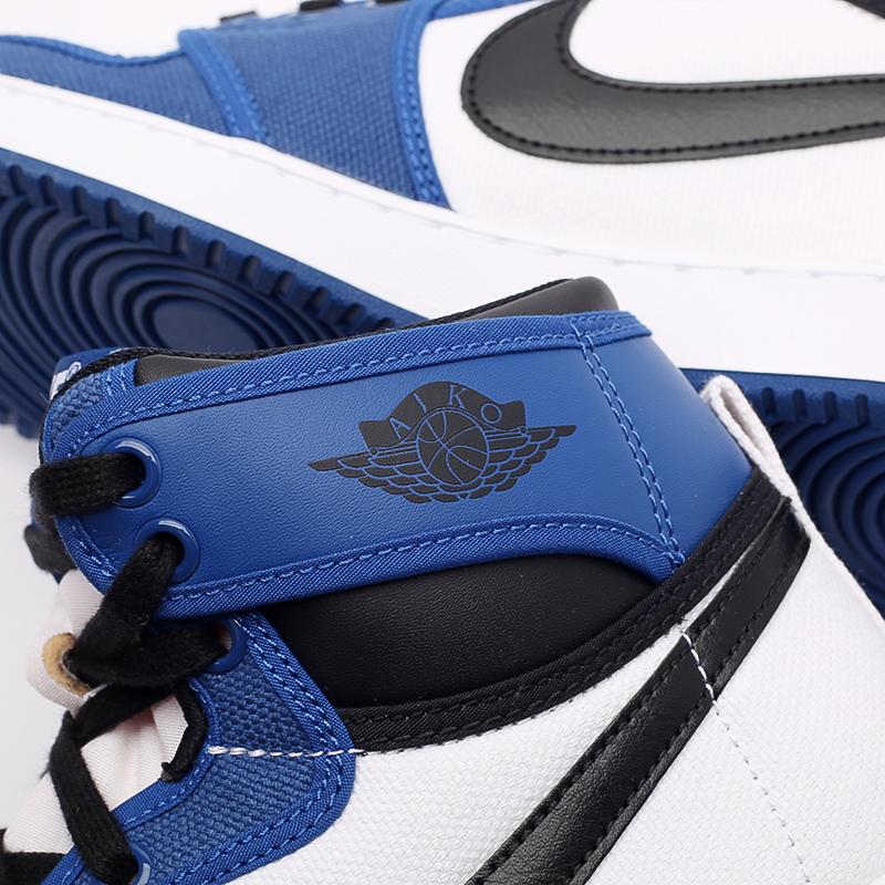 мужские синие кроссовки Jordan AJKO 1 DO5047-401 - цена, описание, фото 7