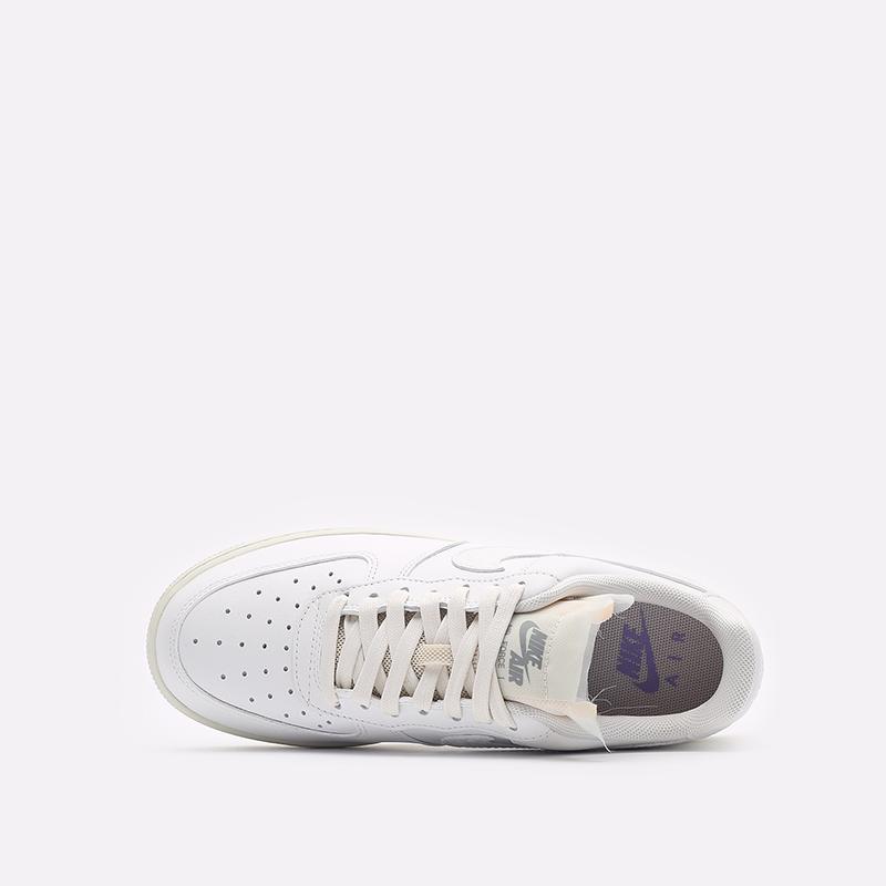 женские белые кроссовки Nike WMNS Air Force 1 LO PRM DN5463-100 - цена, описание, фото 6