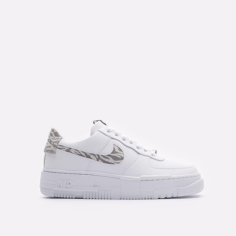 женские белые кроссовки Nike WMNS Air Force 1 Pixel SE DH9632-100 - цена, описание, фото 1