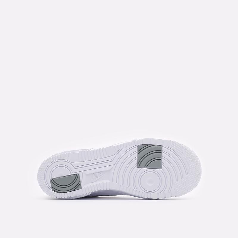 женские белые кроссовки Nike WMNS Air Force 1 Pixel SE DH9632-100 - цена, описание, фото 5
