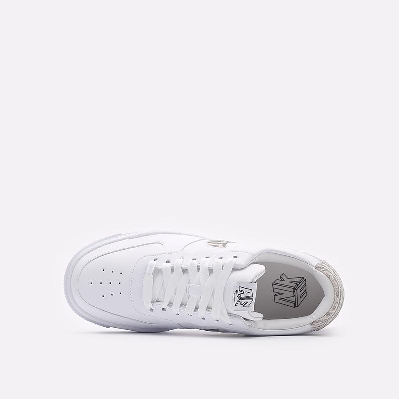 женские белые кроссовки Nike WMNS Air Force 1 Pixel SE DH9632-100 - цена, описание, фото 6