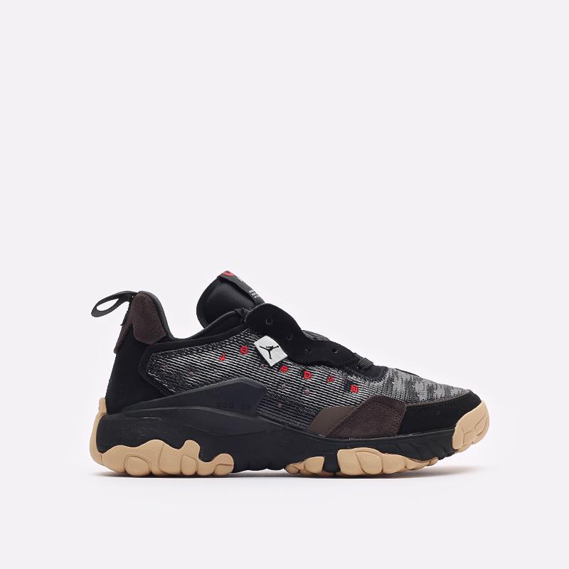 мужские черные кроссовки Jordan Delta 2 DQ4858-062 - цена, описание, фото 1