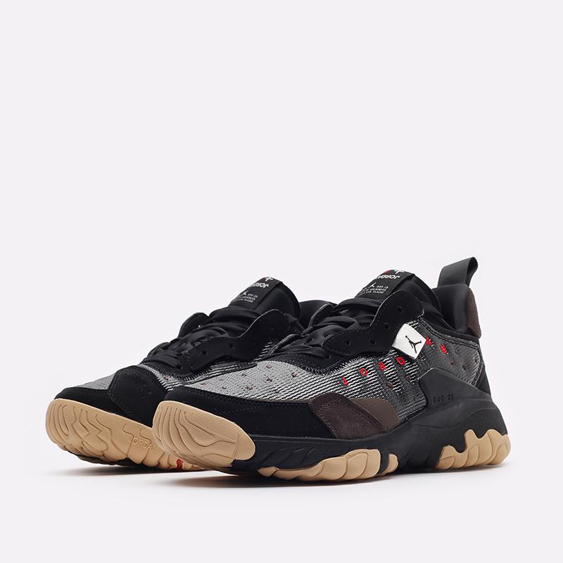 мужские черные кроссовки Jordan Delta 2 DQ4858-062 - цена, описание, фото 4