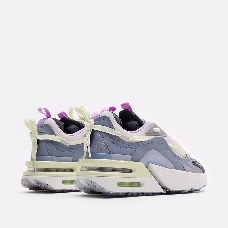 женские разноцветные кроссовки Nike WMNS Air Max Furyosa CZ4149-400 - цена, описание, фото 3