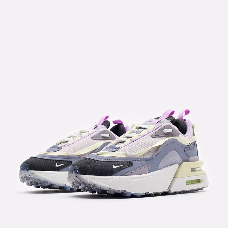 женские разноцветные кроссовки Nike WMNS Air Max Furyosa CZ4149-400 - цена, описание, фото 4