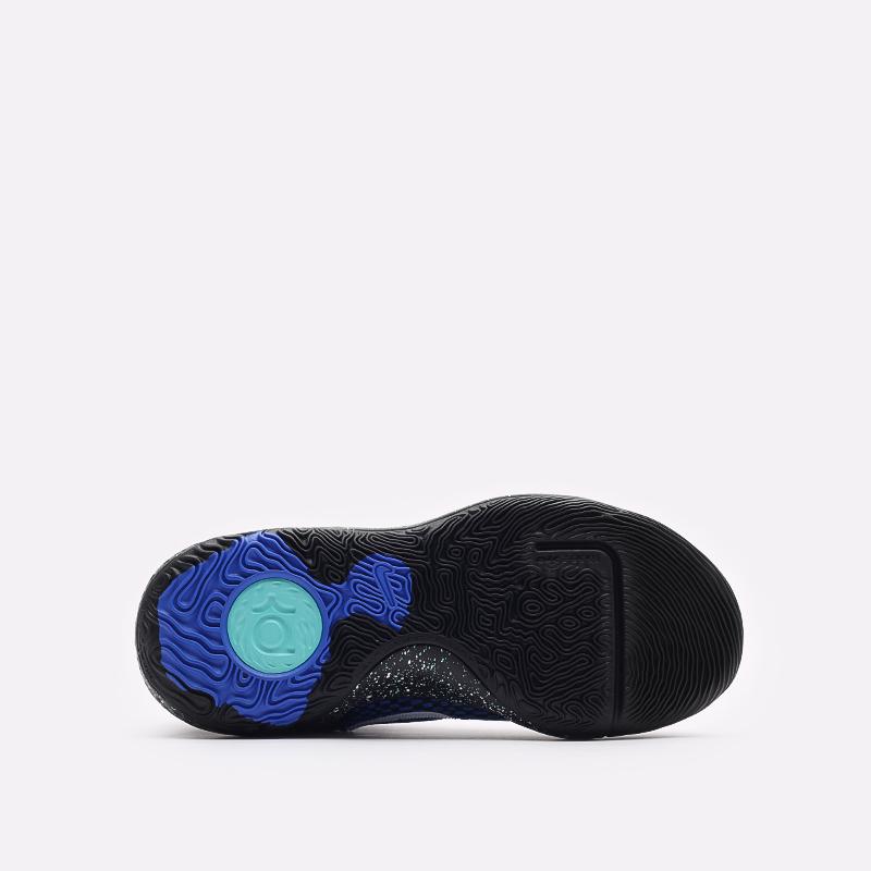 мужские черные баскетбольные кроссовки Nike KD Trey 5 IX CW3400-007 - цена, описание, фото 5