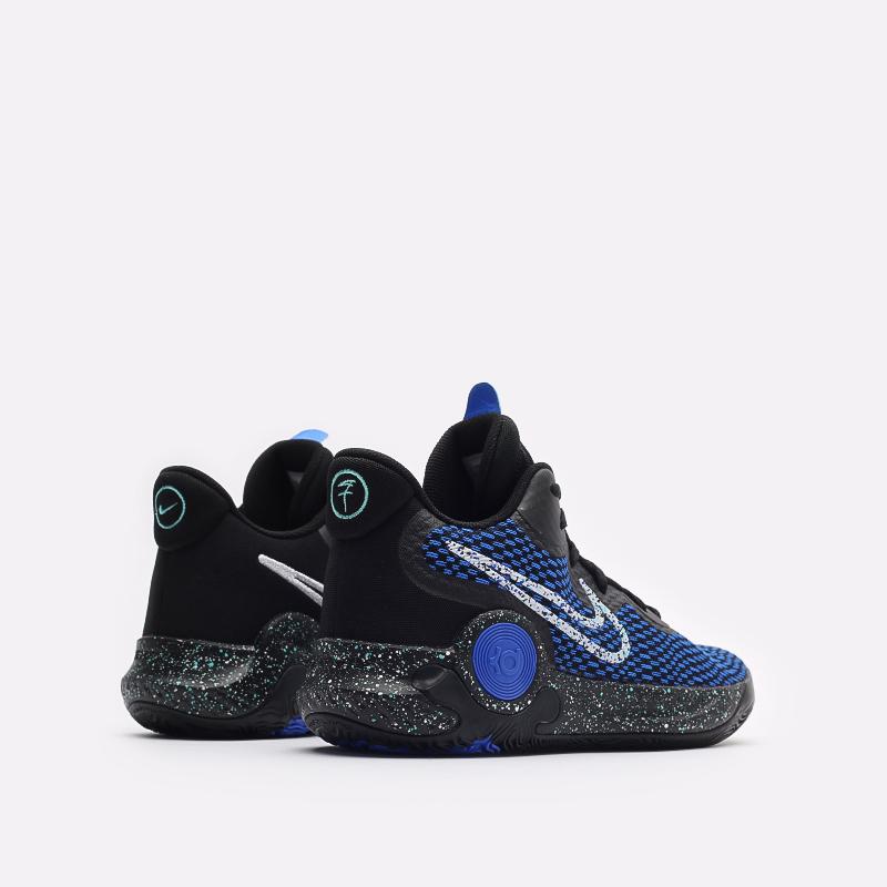 мужские черные баскетбольные кроссовки Nike KD Trey 5 IX CW3400-007 - цена, описание, фото 3