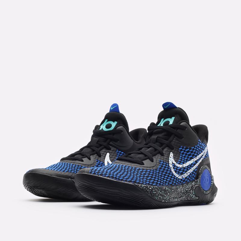 мужские черные баскетбольные кроссовки Nike KD Trey 5 IX CW3400-007 - цена, описание, фото 4