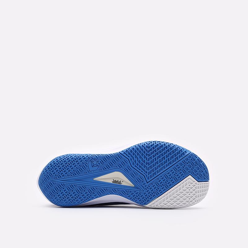 мужские синие баскетбольные кроссовки Converse All Star BB Jet Mid 171700 - цена, описание, фото 5