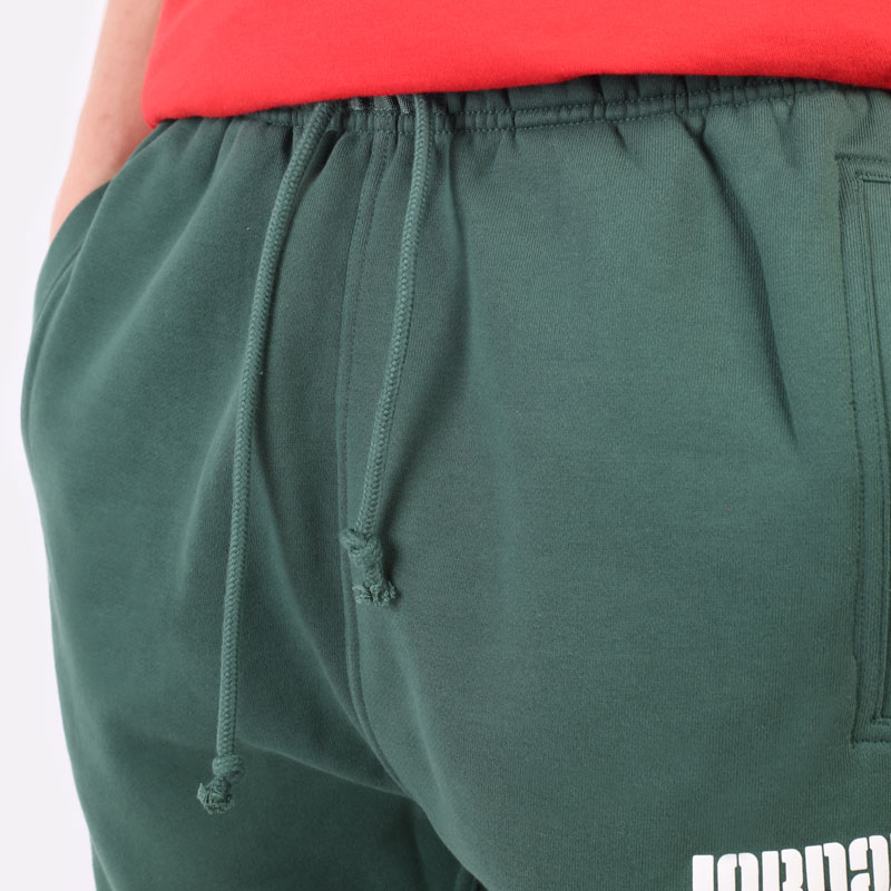 мужские зеленые брюки Jordan Sport DNA Pant DC9635-333 - цена, описание, фото 6