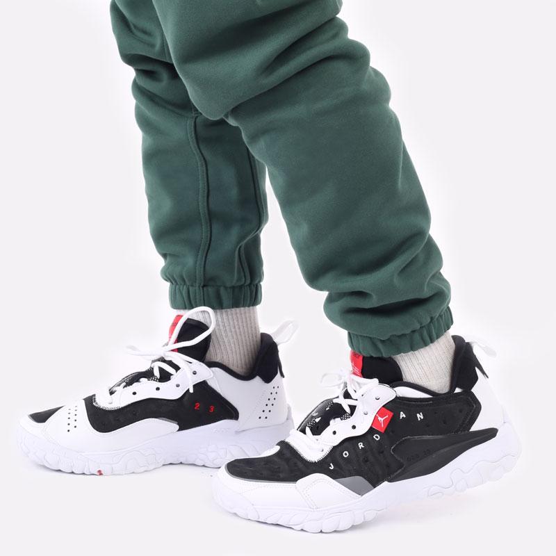мужские зеленые брюки Jordan Sport DNA Pant DC9635-333 - цена, описание, фото 7