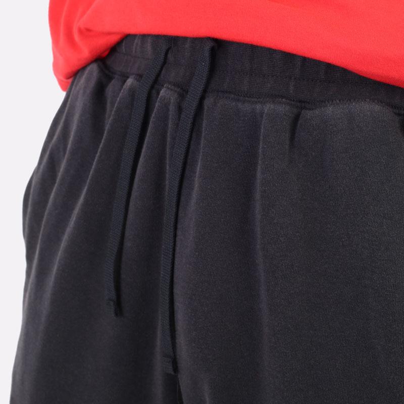 мужские черные брюки Jordan Dri-Fit Air Fleece Pants DA9858-010 - цена, описание, фото 4