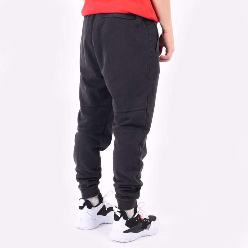 мужские черные брюки Jordan Dri-Fit Air Fleece Pants DA9858-010 - цена, описание, фото 5