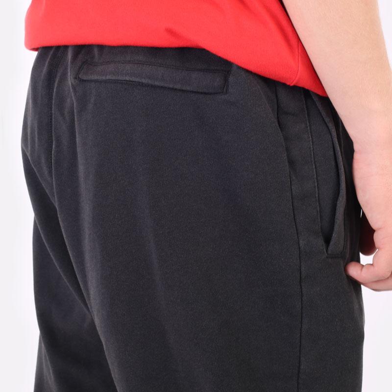 мужские черные брюки Jordan Dri-Fit Air Fleece Pants DA9858-010 - цена, описание, фото 6
