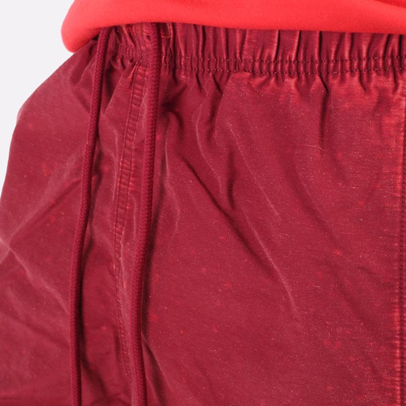 мужские бордовые брюки Jordan DNA Woven Pant DA7241-677 - цена, описание, фото 6
