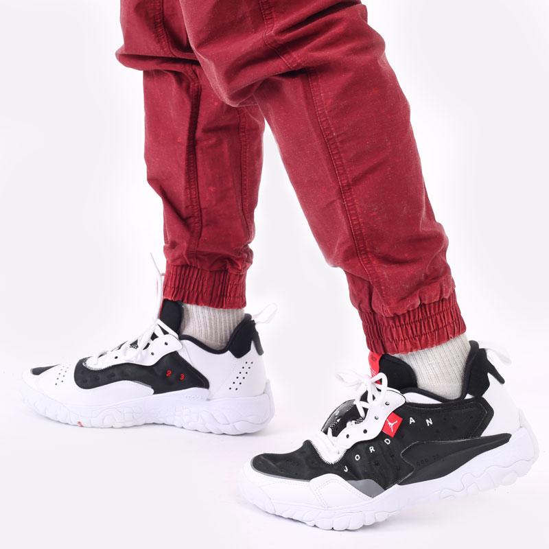мужские бордовые брюки Jordan DNA Woven Pant DA7241-677 - цена, описание, фото 3