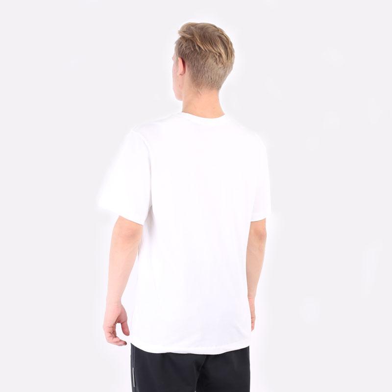 мужская белая футболка Jordan Jumpman Photo T-Shirt DA9894-100 - цена, описание, фото 4