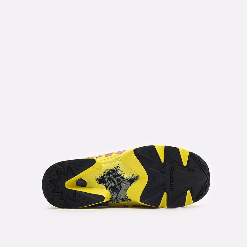 мужские желтые кроссовки Reebok Giant Attack Size Furyax GW0212 - цена, описание, фото 5