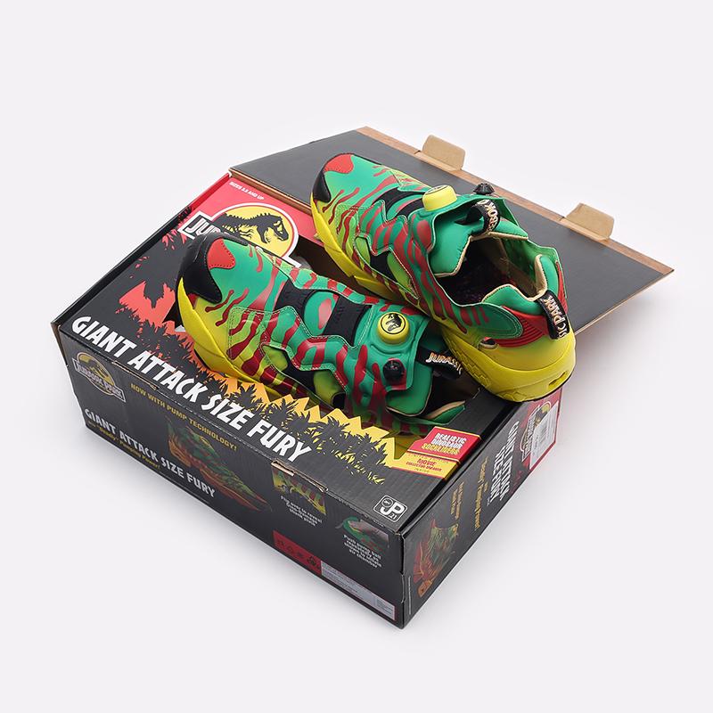 мужские желтые кроссовки Reebok Giant Attack Size Furyax GW0212 - цена, описание, фото 8