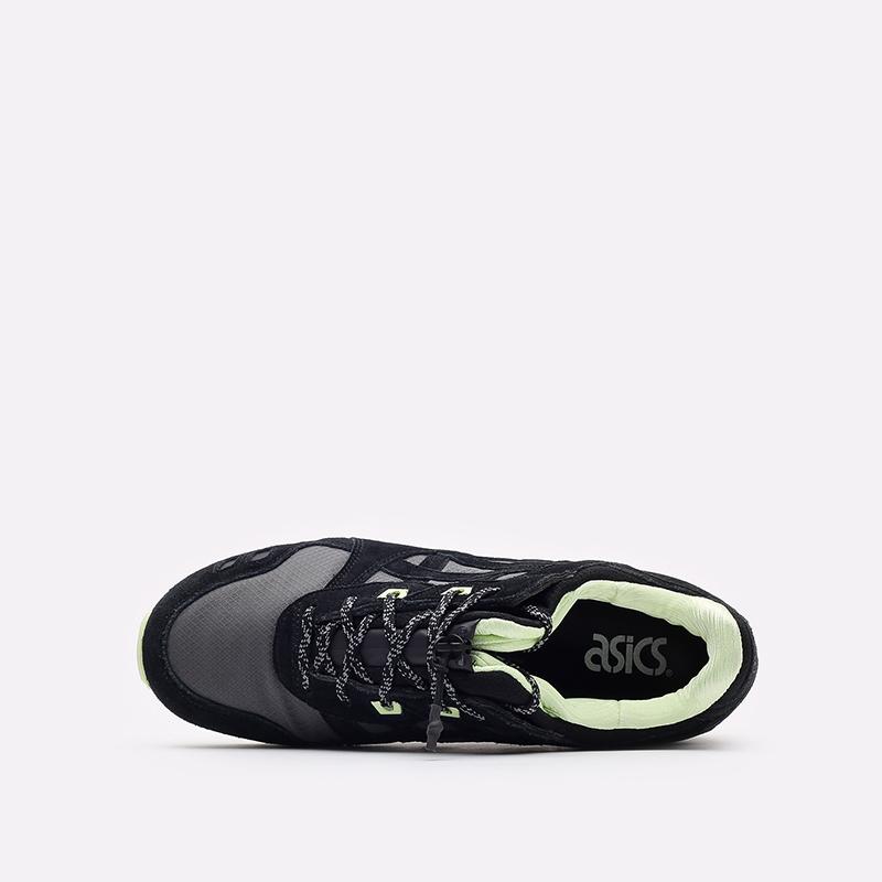 мужские черные кроссовки ASICS Gel-Lyte III OG G-TX 1203A186-001 - цена, описание, фото 6