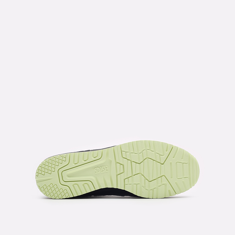 мужские черные кроссовки ASICS Gel-Lyte III OG G-TX 1203A186-001 - цена, описание, фото 5