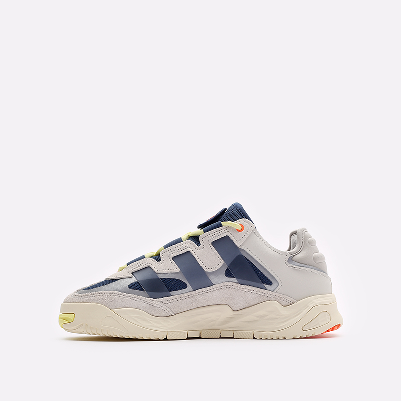 мужские бежевые кроссовки adidas Niteball S24146 - цена, описание, фото 2