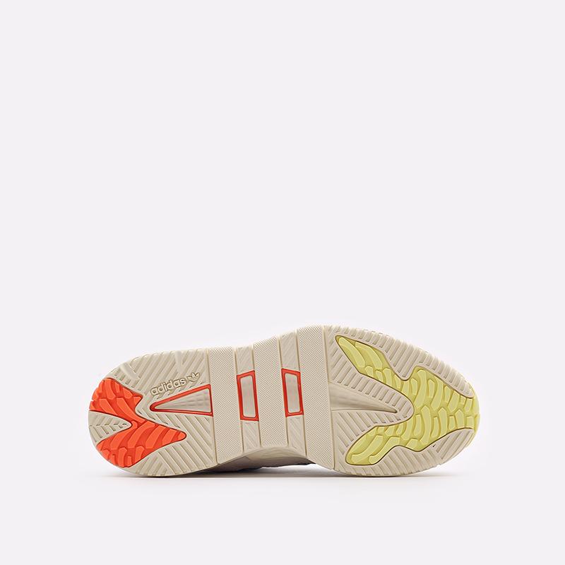 мужские бежевые кроссовки adidas Niteball S24146 - цена, описание, фото 5