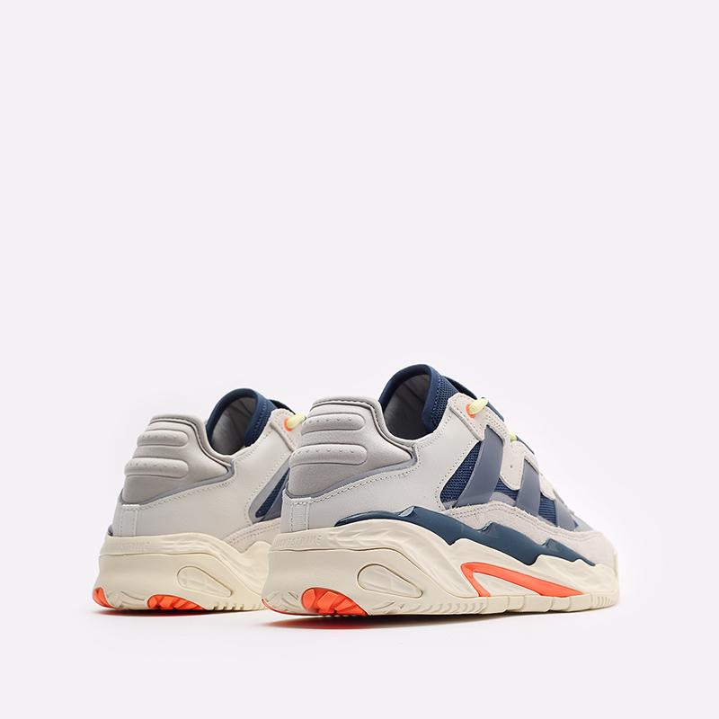 мужские бежевые кроссовки adidas Niteball S24146 - цена, описание, фото 3