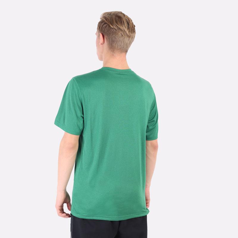 мужская зеленая футболка Nike Boston Celtics Dri-FIT NBA T-Shirt DA5914-312 - цена, описание, фото 5