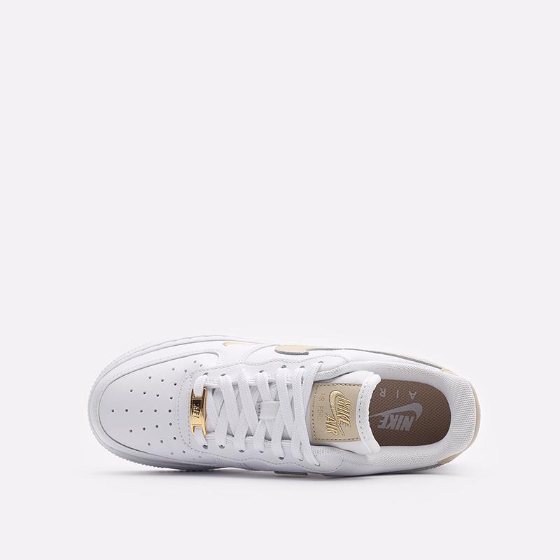 женские белые кроссовки Nike WMNS Air Force 1 '07 ESS CZ0270-105 - цена, описание, фото 6