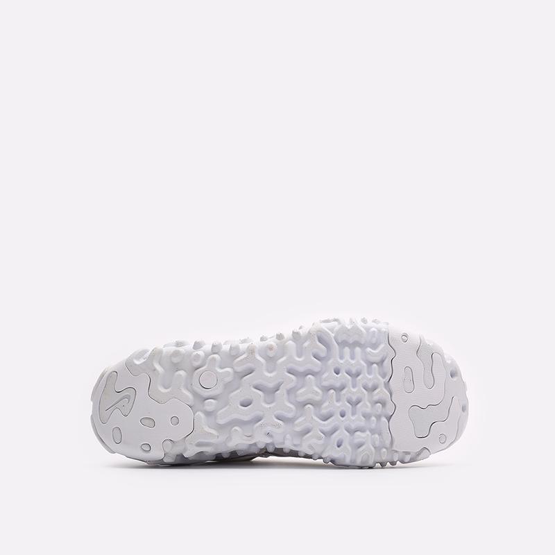 мужские бежевые кроссовки Nike Overbreak DC3041-001 - цена, описание, фото 5