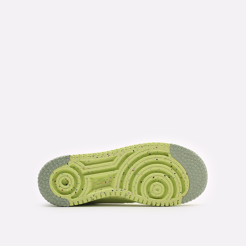 мужские желтые кроссовки Nike Air Force 1 Crater DH2521-700 - цена, описание, фото 5