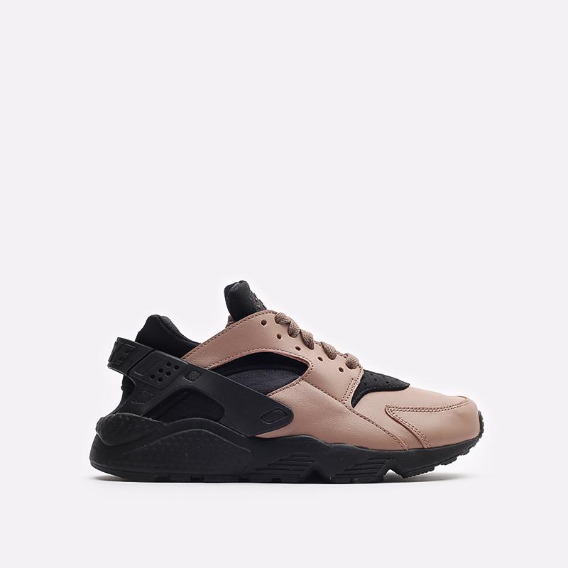 мужские черные кроссовки Nike Air Huarache LE DH8143-200 - цена, описание, фото 1