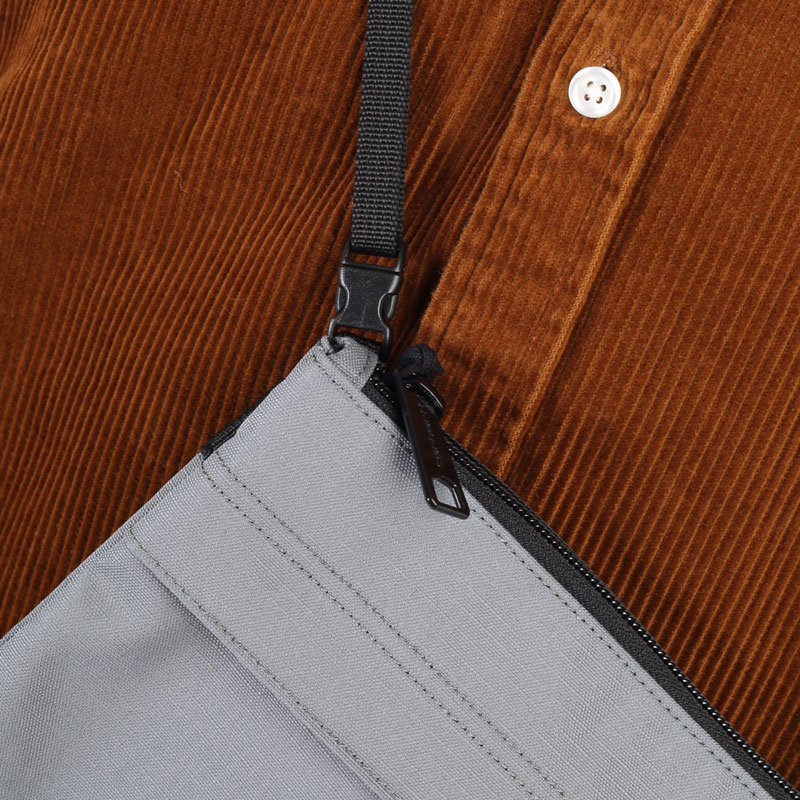 зеленая сумка Carhartt WIP Vernon Strap Bag I029499-thyme - цена, описание, фото 2