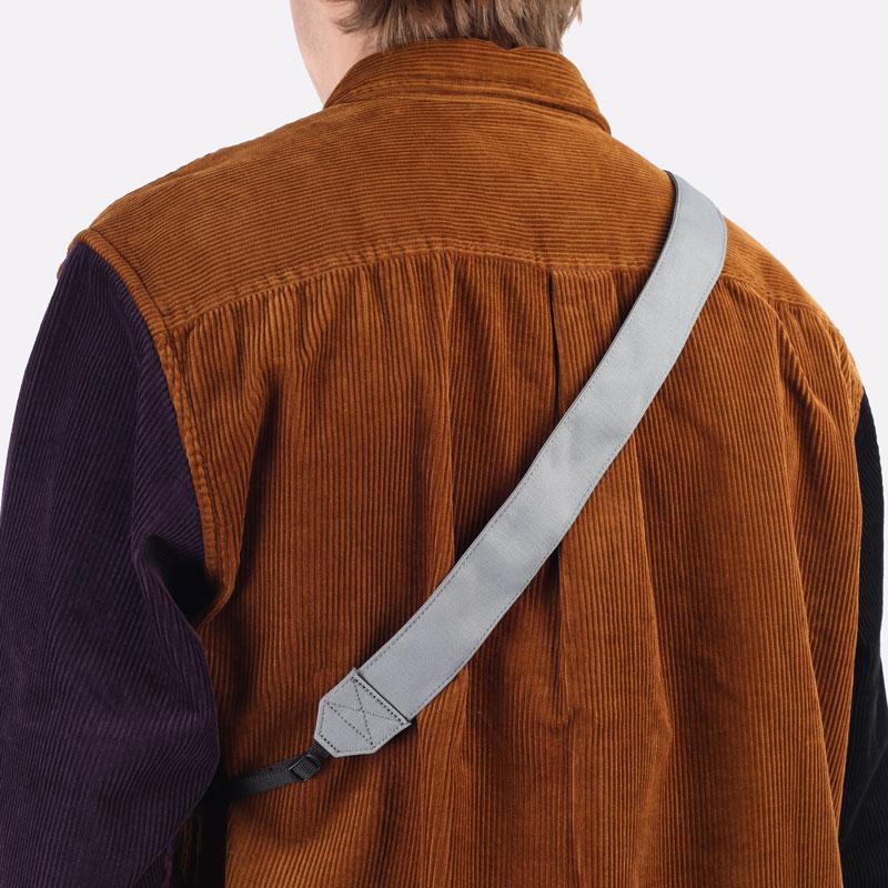 зеленая сумка Carhartt WIP Vernon Strap Bag I029499-thyme - цена, описание, фото 3