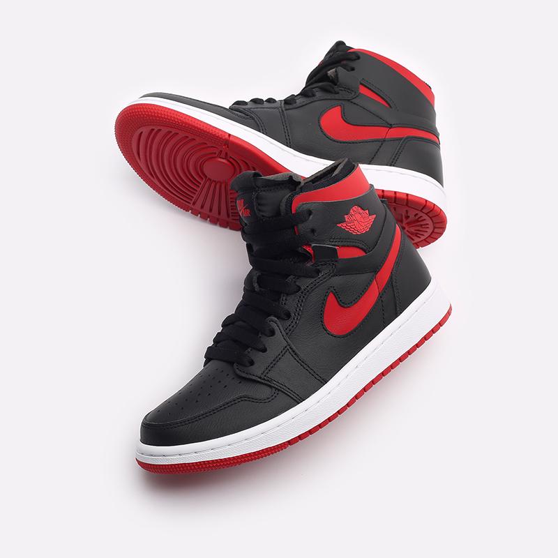 женские черные кроссовки Jordan WMNS 1 Zoom Air CMFT CT0979-006 - цена, описание, фото 5