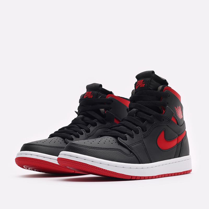 женские черные кроссовки Jordan WMNS 1 Zoom Air CMFT CT0979-006 - цена, описание, фото 4