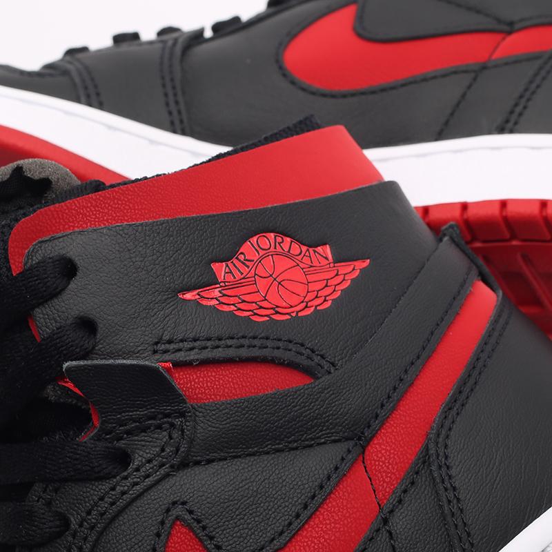женские черные кроссовки Jordan WMNS 1 Zoom Air CMFT CT0979-006 - цена, описание, фото 6