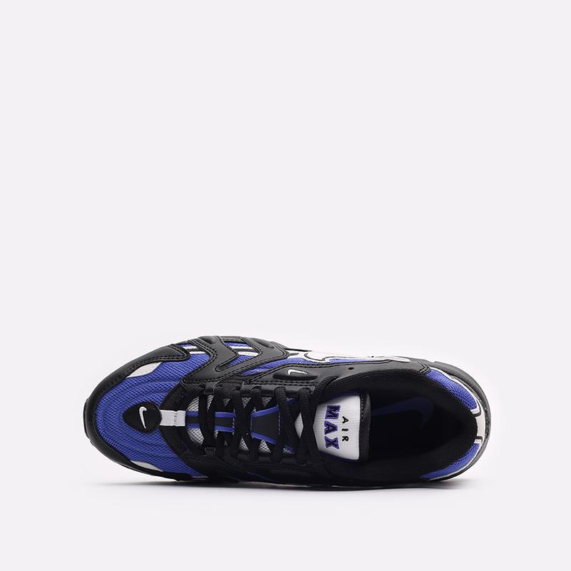 мужские черные кроссовки Nike Air Max 96 II DB0251-500 - цена, описание, фото 6