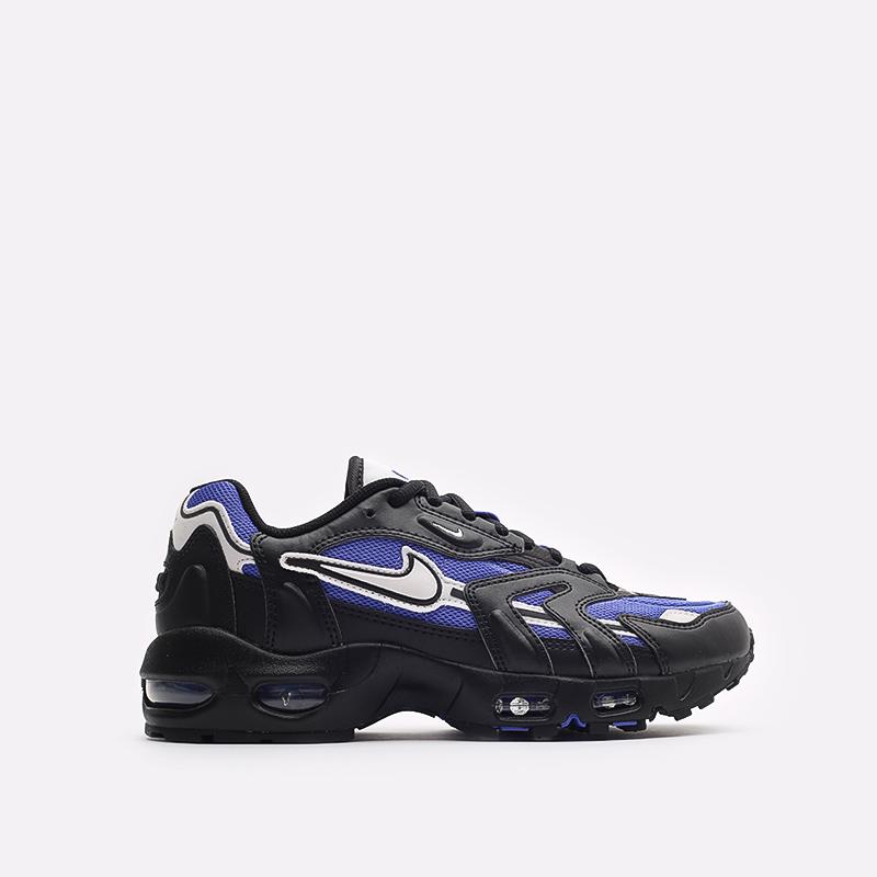 мужские черные кроссовки Nike Air Max 96 II DB0251-500 - цена, описание, фото 1