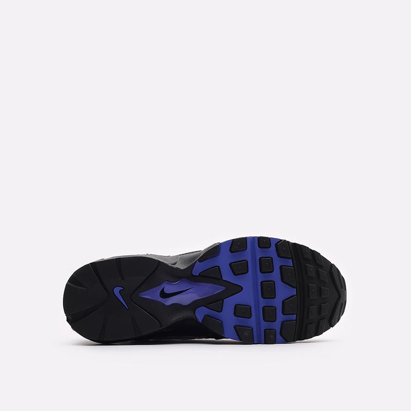 мужские черные кроссовки Nike Air Max 96 II DB0251-500 - цена, описание, фото 5